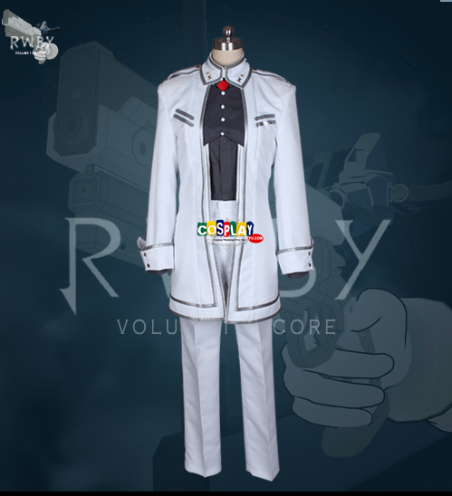 James Ironwood Cosplay Costume from RWBY