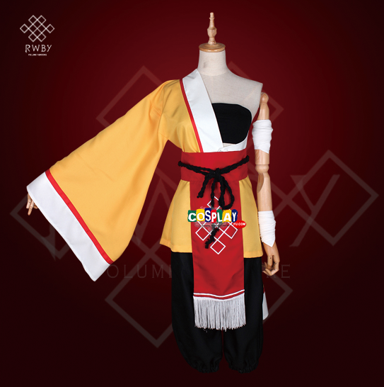 Arslan Altan Cosplay Costume from RWBY