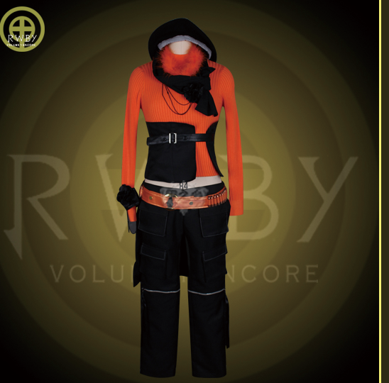 Coco Adel Cosplay Costume from RWBY