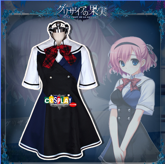 Sachi Komine Cosplay Costume from The Fruit of Grisaia