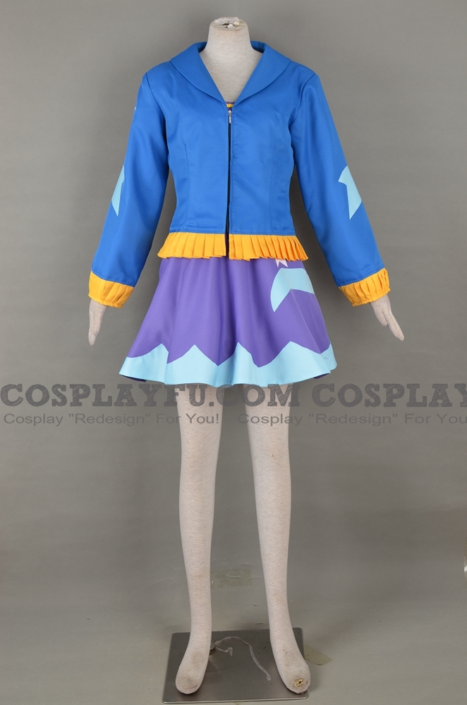 Trixie Cosplay Costume from My Little Pony