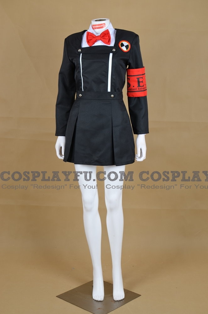 Custom Aigis Cosplay Costume (SEES Uniform) from Persona 3 ...