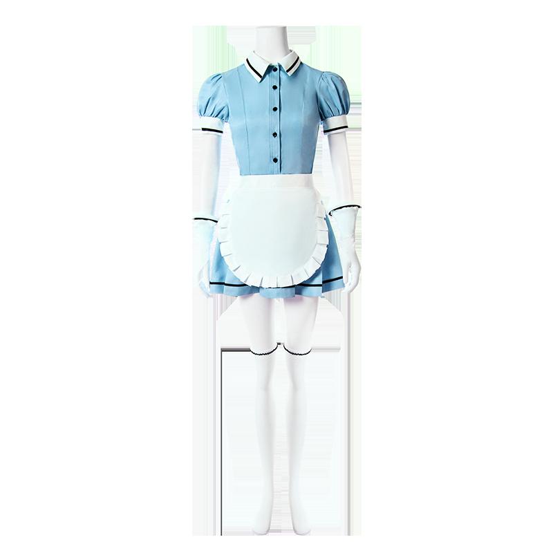 Kanata Cosplay Costume from Blend S (4739)