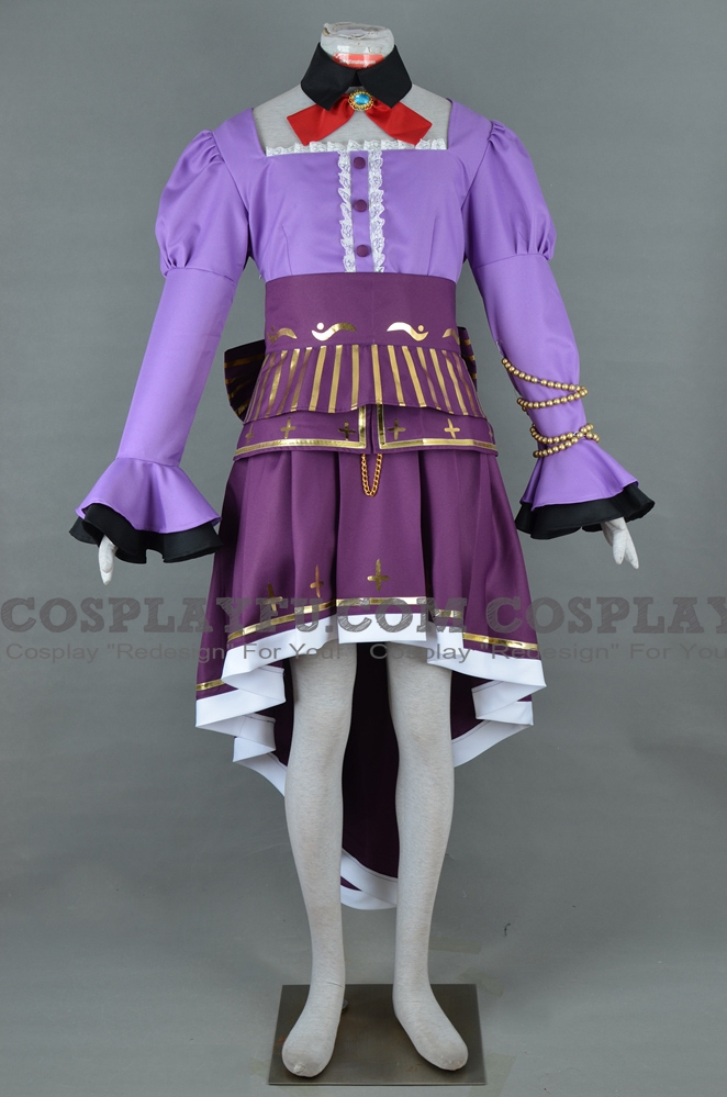 Deep Cosplay Costume from Virtual Youtuber