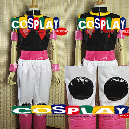 Hisoka Cosplay Costume from Hunter X Hunter (5322)