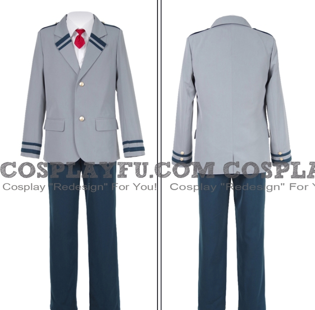 Izuku Cosplay Costume from My Hero Academia (5340)