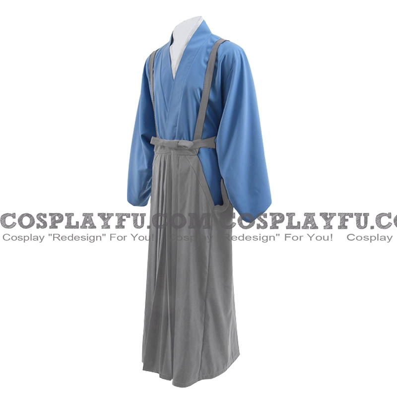 Ginji Cosplay Costume from Kakuriyo no Yadomeshi (5482)