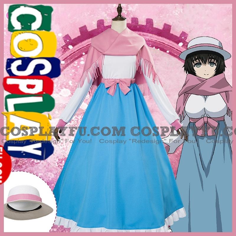 Mayuri Cosplay Costume from Steins;Gate (5349)