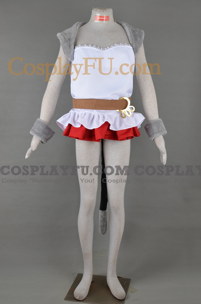Momo Cosplay Costume from HuniePop