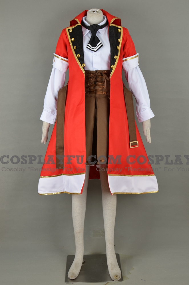 Ayase Cosplay Costume from RIDDLE JOKER