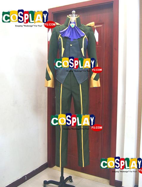 Bogue Con-Vaart Cosplay Costume from Macross Delta