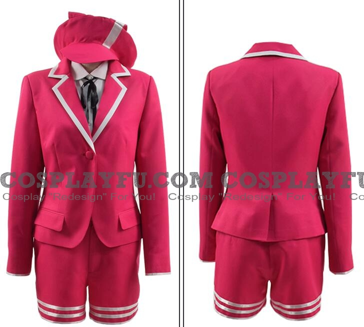Karen Cosplay Costume from Sword Art Online: Alternative Gun Gale Online (5668)