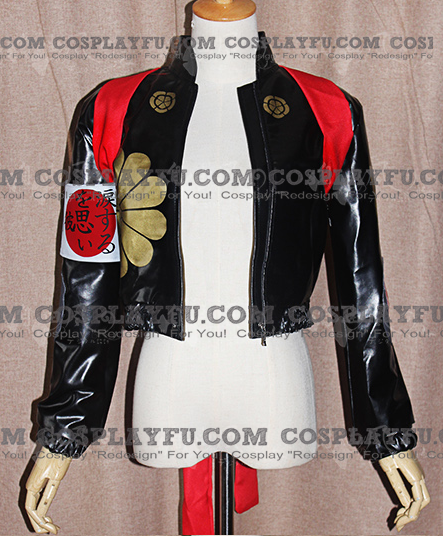 Katana Cosplay Costume from Suicide Squad (Film 2016) (5911)
