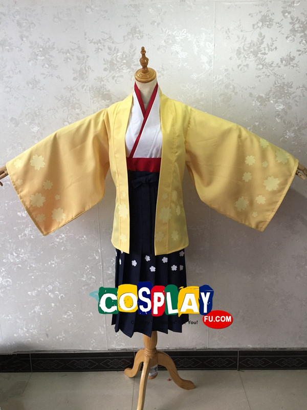 Hatakaze Cosplay Costume from Kantai Collection (5953)