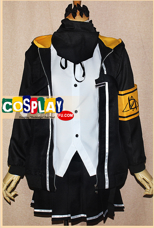UMP 9 Cosplay Costume from Girls' Frontline (6993)