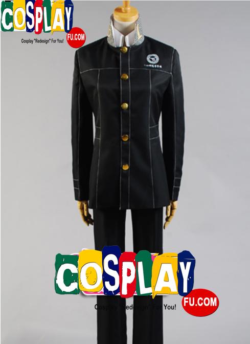 Yu Narukami Cosplay Costume from Shin Megami Tensei: Persona 4 (6515)