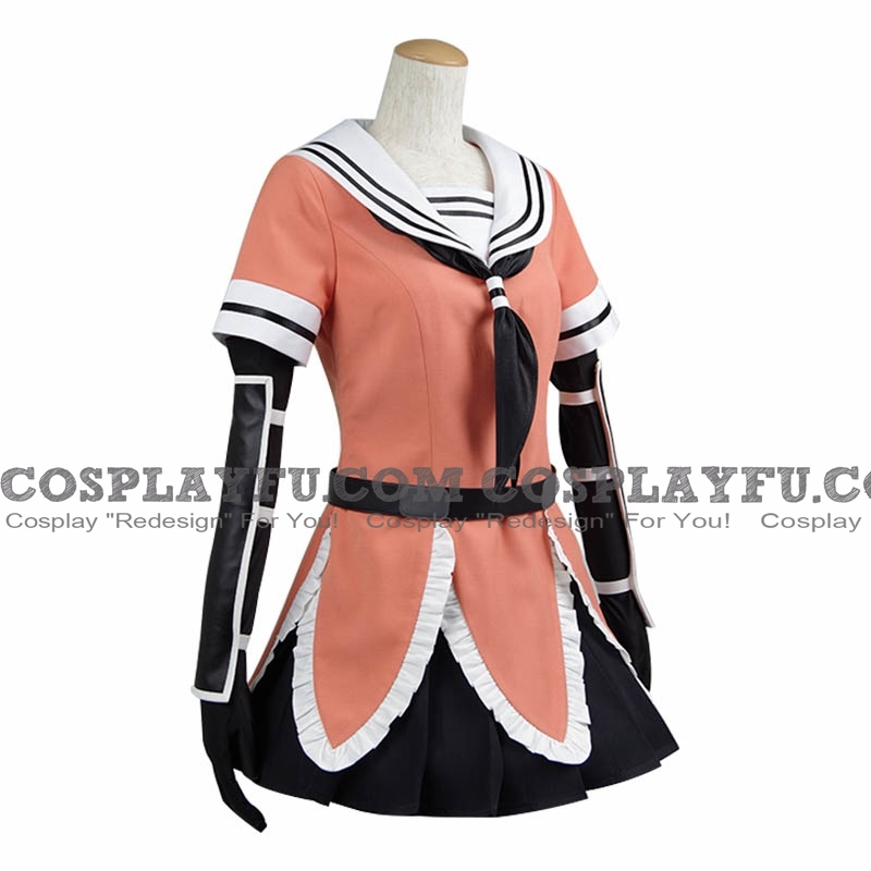 Naka Cosplay Costume from Kantai Collection (4814)