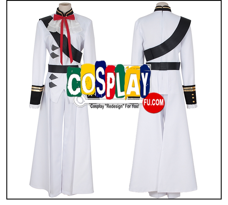Ferid Cosplay Costume from Seraph of the End (6122)