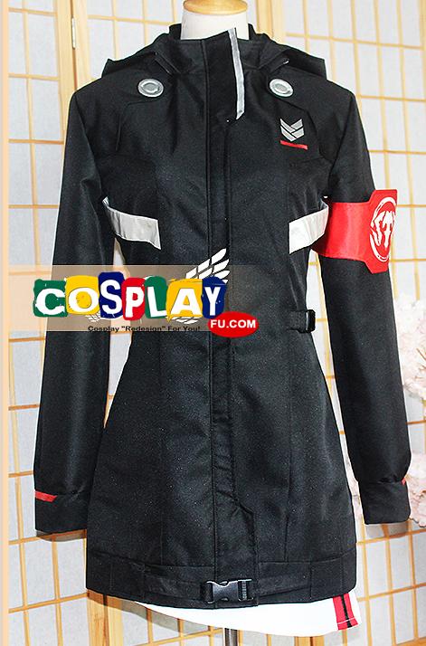 KSG Cosplay Costume from Girls' Frontline (6392)