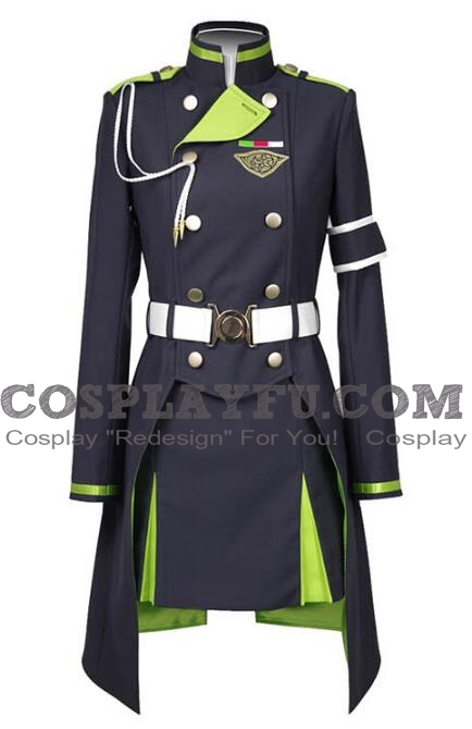 Shigure Cosplay Costume from Seraph of the End (5955)