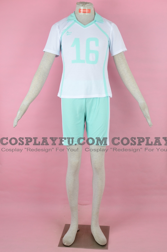 Kentarou Cosplay Costume from Haikyu!!