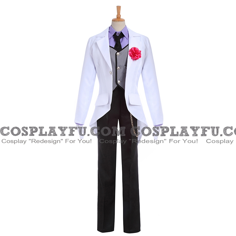 Ezreal Cosplay Costume from League of Legends (6195)