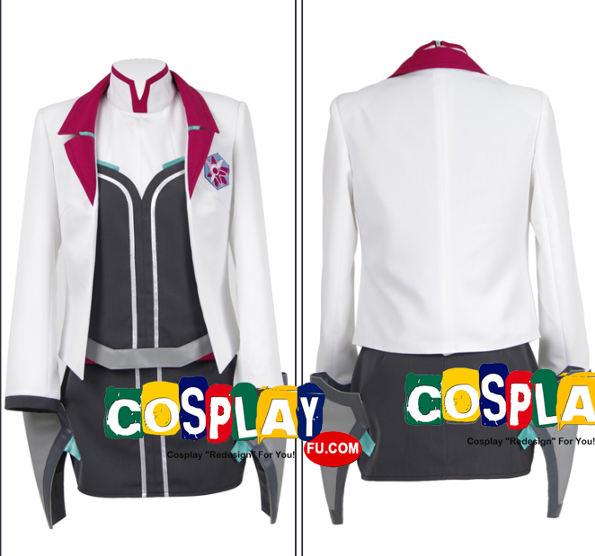 Julis Cosplay Costume from The Asterisk War (6316)