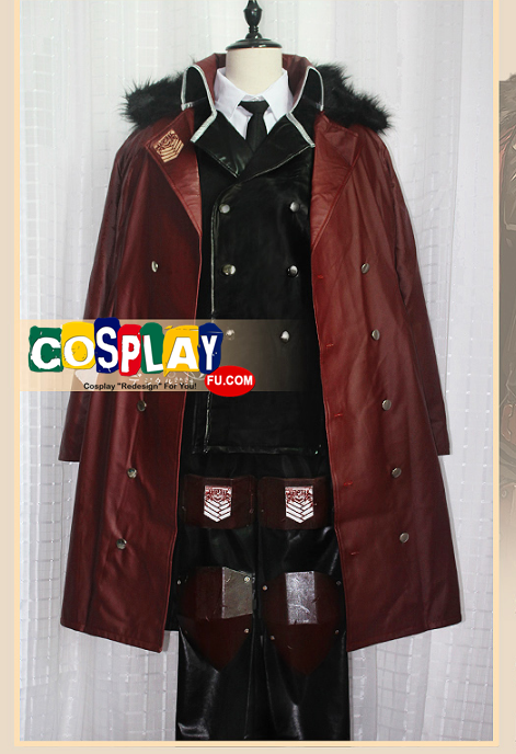 Berezovich Kryuger Cosplay Costume from Girls' Frontline (6758)
