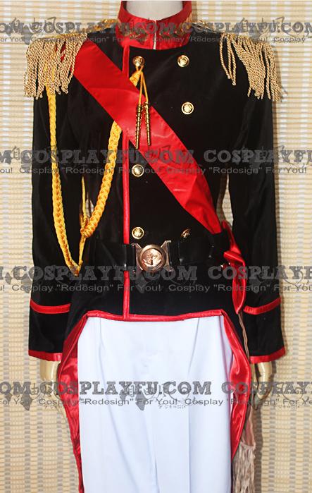 Napoleon Cosplay Costume from Axis Powers Hetalia (6325)