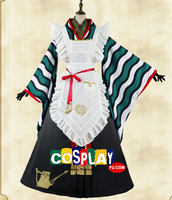 Rozen Maiden Suiseiseki Costume (6932)