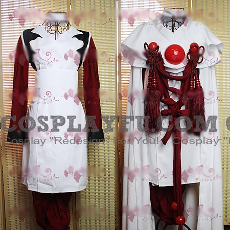 Aoba Cosplay Costume from DRAMAtical Murder (6885)