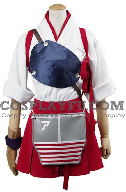 Akagi Cosplay Costume from Kantai Collection (5934)