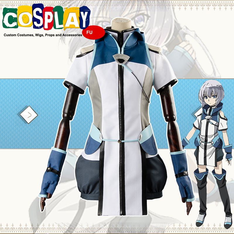 Ernesti Cosplay Costume from Knight's and Magic (5918)