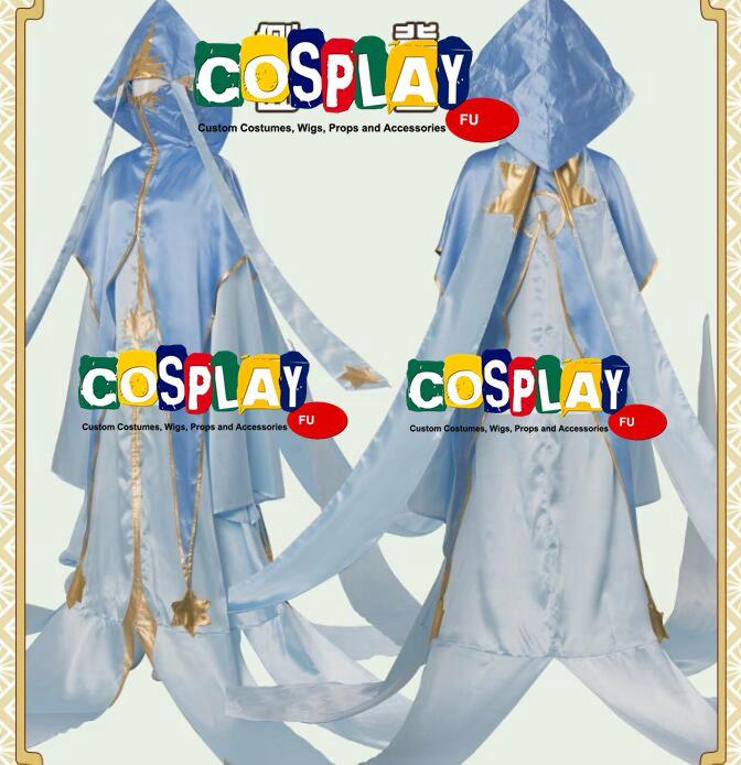 Akiho Cosplay Costume from Cardcaptor Sakura (6720)