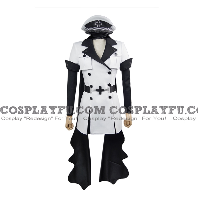Esdeath Cosplay Costume from Akame ga Kill! (6216)