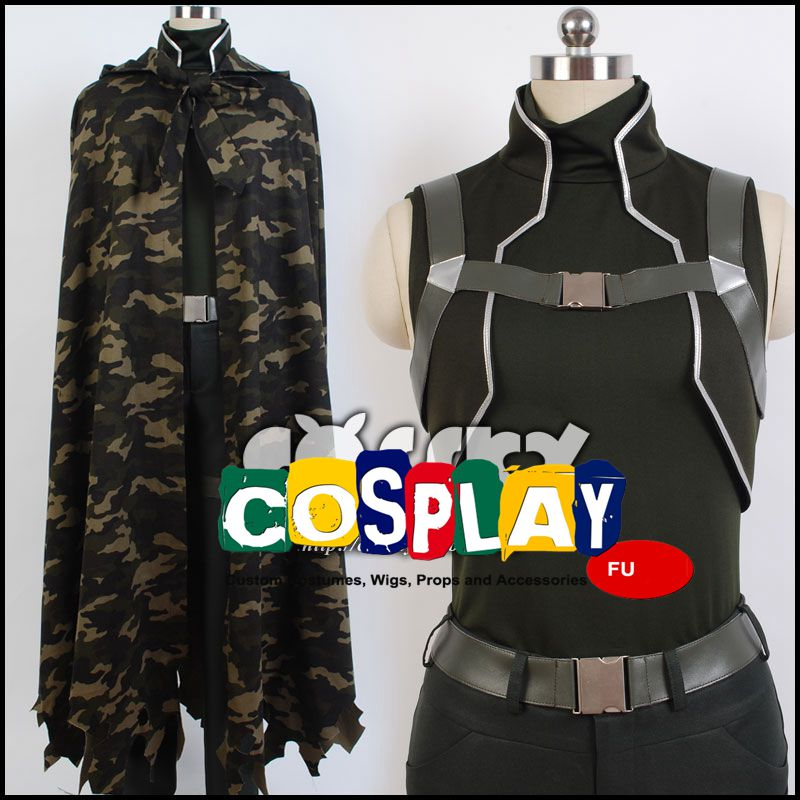 Death Gun Cosplay Costume from Sword Art Online (6509)