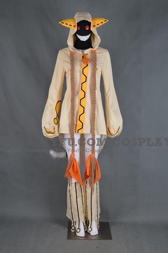 Taokaka Cosplay Costume from BlazBlue