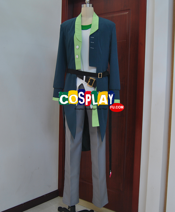 Haru Yayoi Cosplay Costume from Tsukiuta
