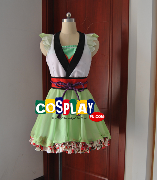 Hina Momosako Cosplay Costume (Dress) from Tsukiuta