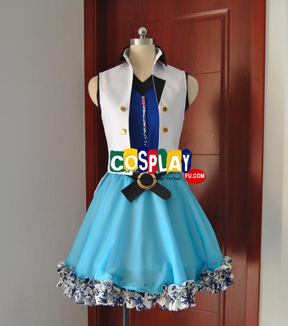 Wakaba Yuki Cosplay Costume from Tsukiuta