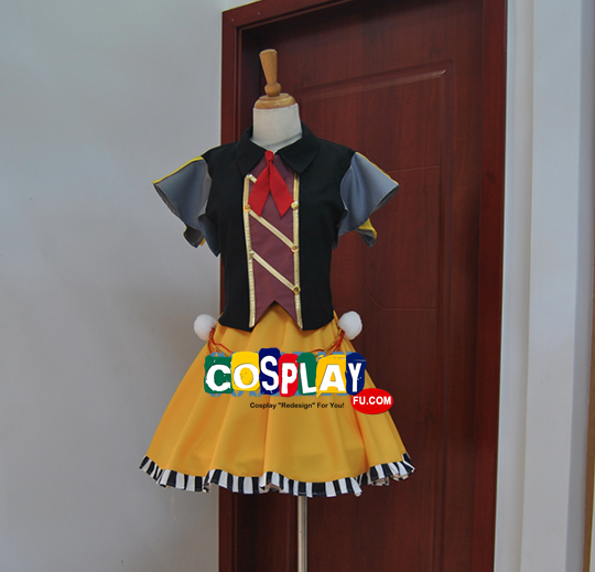 Akane Asagiri Cosplay Costume (September) from Tsukiuta