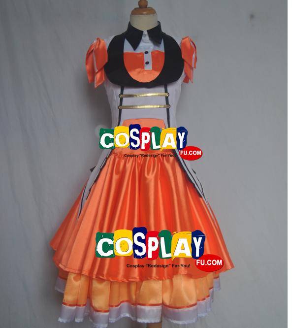 Chisa Togawa Cosplay Costume (April) from Tsukiuta