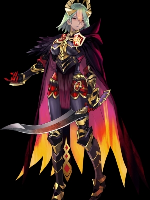 Laegjarn Cosplay Costume from Fire Emblem Heroes