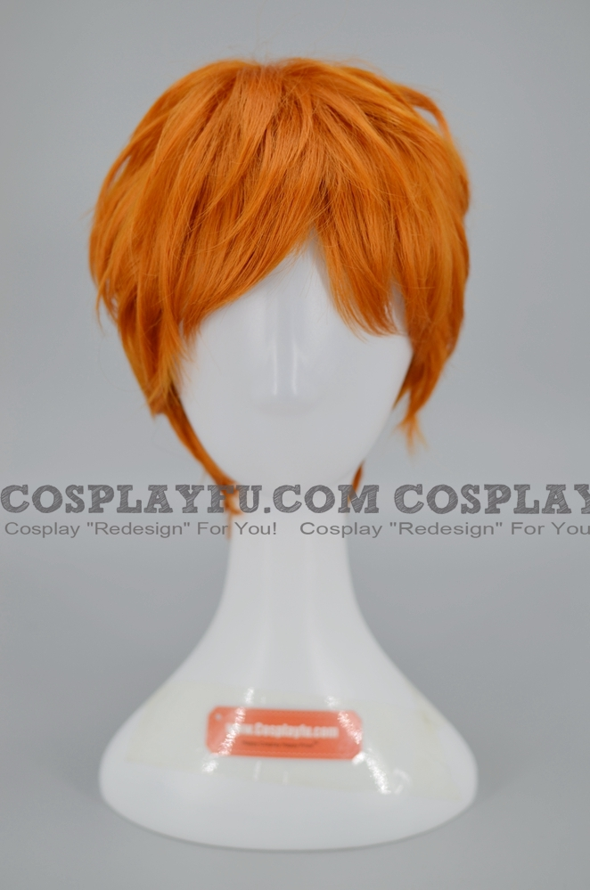 Ichigo Wig (New Version) from Bleach