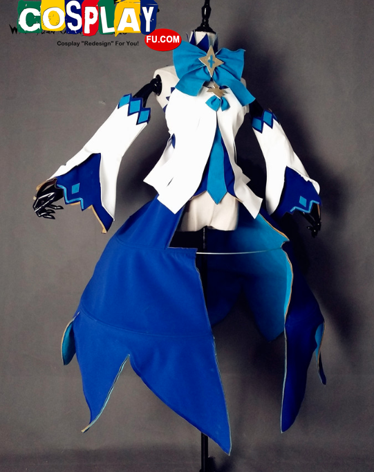 Luciela R. Sourcream Cosplay Costume from Elsword