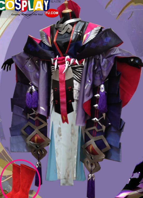 Orochi Cosplay Costume from Onmyoji