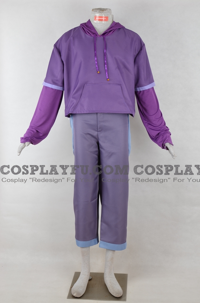 Odd Cosplay Costume from Code Lyoko