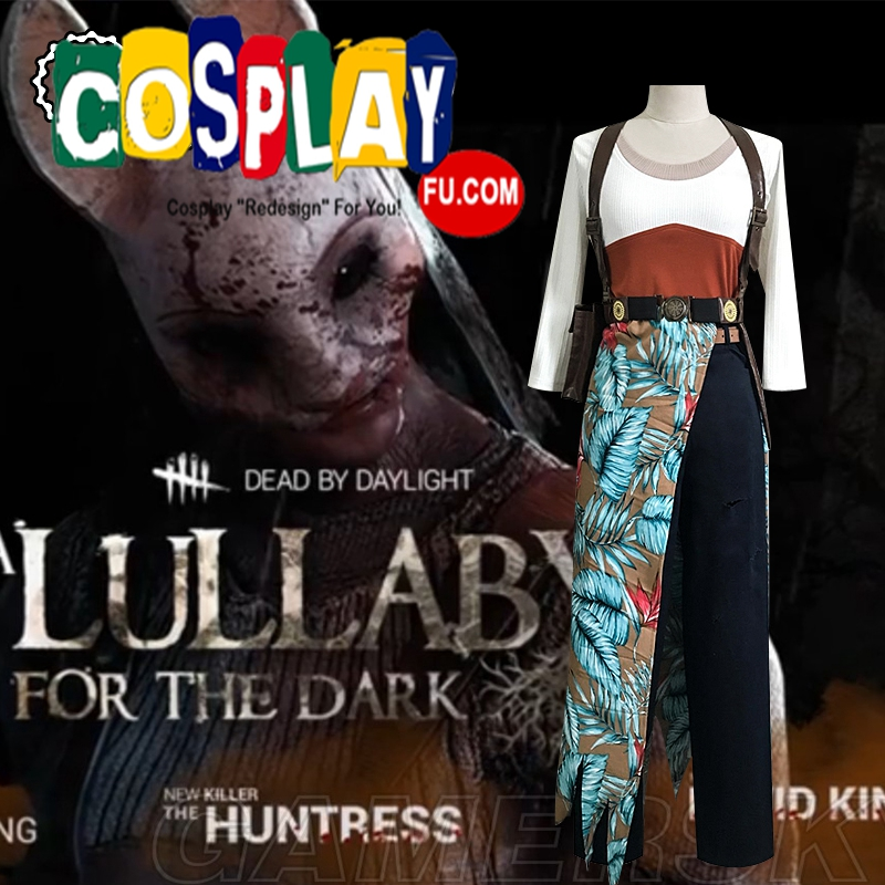 Custom Anna Cosplay Costume From Dead By Daylight Cosplay Com Hk
