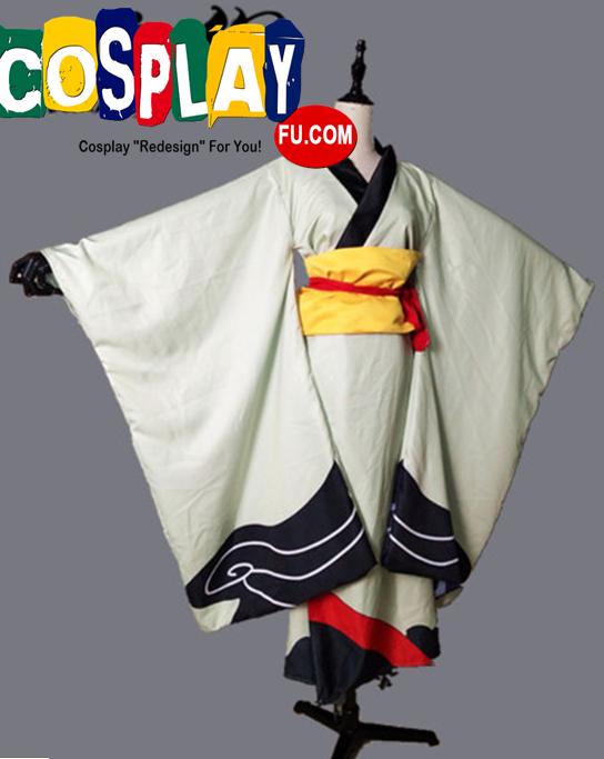 Umbrella Cosplay Costume from Onmyoji