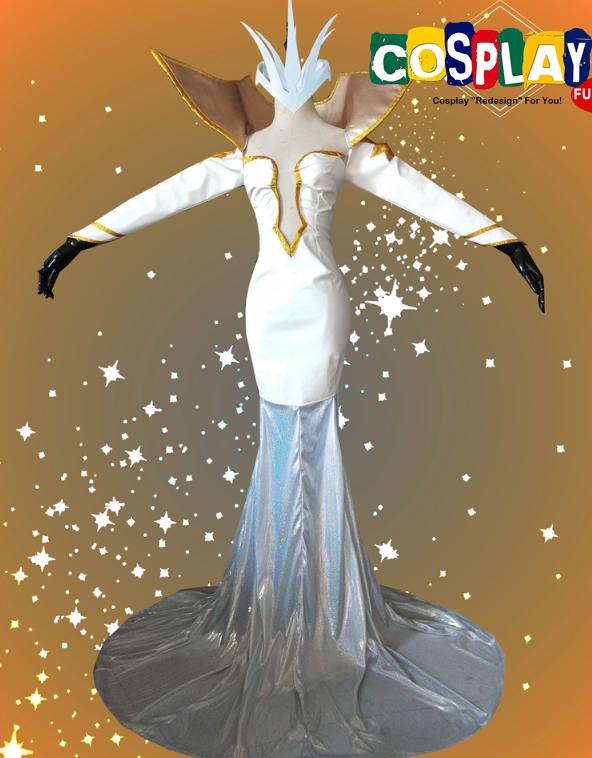 The Light Cosplay Costume from Cardcaptor Sakura